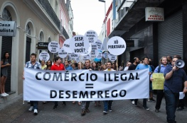 CDL de Florianópolis e CORE-SC promovem seminário contra o comércio ilegal na Capital