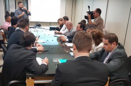 CDL da Capital participa da Frente Parlamentar do Desenvolvimento Econômico de Florianópolis