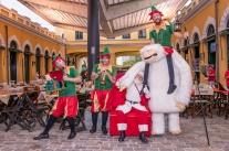 Natal da Magia - Mensageiros de Natal e Papai Noel Mercado Público