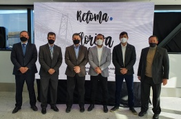 CDL de Florianópolis participa do lançamento do projeto Retoma Floripa e Região