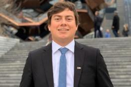 Marcos Brinhosa será o presidente mais jovem da história da CDL de Florianópolis