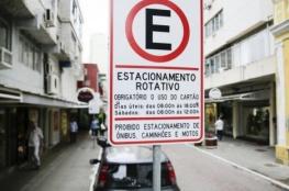 CDL de Florianópolis cobra do prefeito Gean Loureiro celeridade no retorno do estacionamento rotativo na Capital