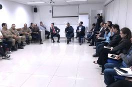 CDL de Florianópolis participa de reunião com comerciantes da rua Victor Meirelles
