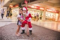 Natal da Magia - Papai Noel no ARS