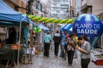 Feira Viva a Cidade - Semana do Brasil