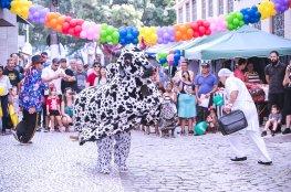 Dia das crianças tem programação gratuita na Feira Viva a Cidade