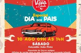 Feira Viva a Cidade realiza edição especial para o Dia dos Pais no Floripa Conecta