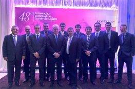 Na expectativa da retomada do crescimento econômico, lojistas realizam 48ª Convenção Estadual em Joinville