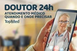 CDL de Florianópolis firma parceria com a maior empresa de telessaúde do Brasil