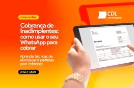 Curso digital: Como fazer cobrança de dívidas pelo WhatsApp