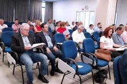 COMDES debate futuro do Transporte Coletivo Integrado com prefeitos da Região Metropolitana