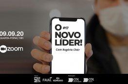 CDL Jovem de Florianópolis recebe um dos maiores gestores de equipe do Brasil