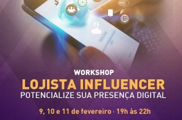 Influencer digital ministra Workshop sobre Estratégia para Marketing