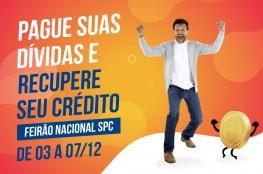 Consumidores poderão negociar débitos no 1° Feirão Nacional SPC na CDL de Florianópolis