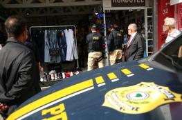 Megaoperação apreende milhares de produtos ilegais no comércio estabelecido na Capital