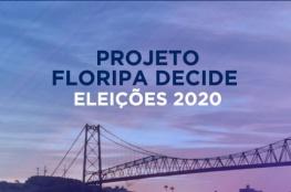 Hotsite Floripa Decide está no ar com os vídeos e entrevistas dos candidatos da Capital
