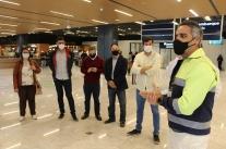 Tour Experience - Aeroporto Hercílio Luz