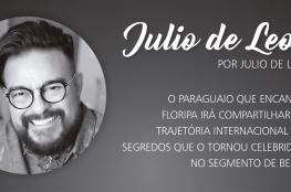 Núcleo de Beleza promove evento com Hair Stylist Júlio de Leon