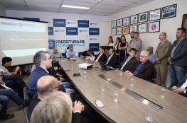 Projeto Parque Urbano e Marina Beira-Mar Norte avança na Capital