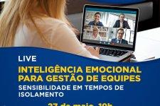 INTELIGÊNCIA EMOCIONAL PARA GESTÃO DE EQUIPES