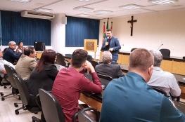 Frente Parlamentar discute Projetos de Lei que impactam o desenvolvimento de Florianópolis