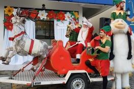 Festa de Natal no Norte da Ilha reúne cerca de 3 mil pessoas