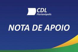 CDL de Florianópolis e ACIF defendem o combate ao comércio ilegal de alimentos