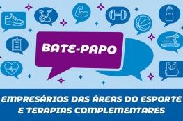 Bate-papo orienta profissionais sobre a saúde no mundo empresarial