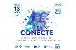 Jovens empresários terão segundo encontro do evento 'Conecte'