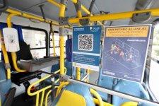 Ônibus em Florianópolis: baixo movimento e respeito às regras marcam retomada