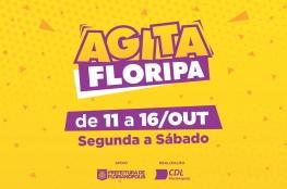 Agita Floripa pretende movimentar o comércio na semana do Dia das Crianças