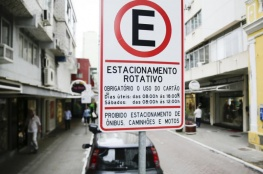 Falta de Zona Azul em Florianópolis preocupa CDL da Capital